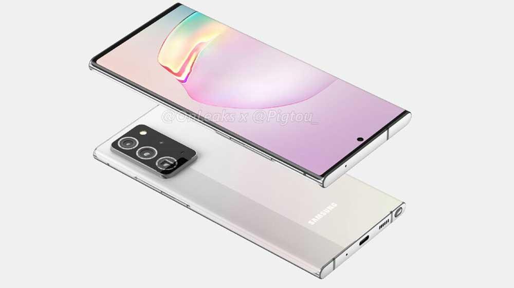 Samsung Galaxy Note 20 100