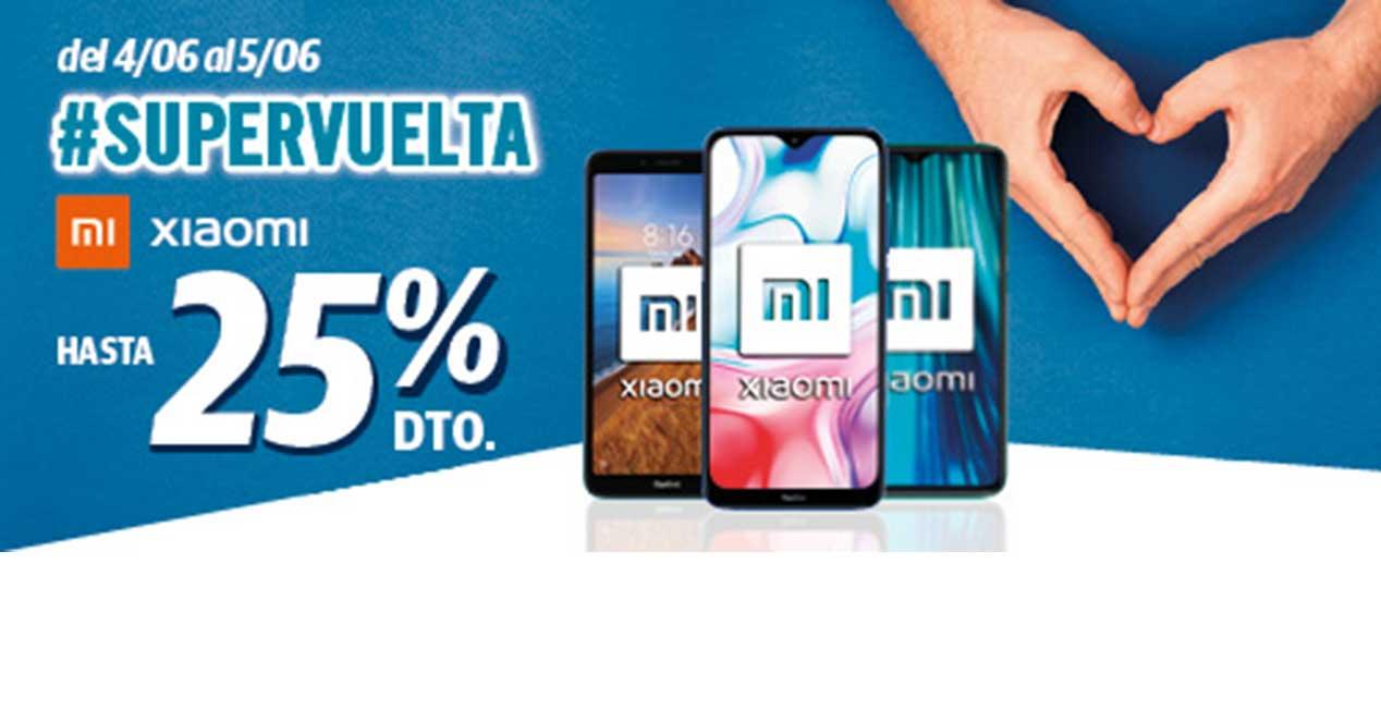 Supervuelta Xiaomi Hasta 25% De Descuento 4 Y 5 Junio
