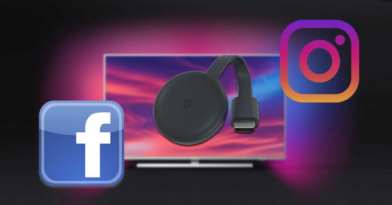 Usa El Chromecast Para Ver Vídeos De Facebook Y Ver Instagram En El Tv