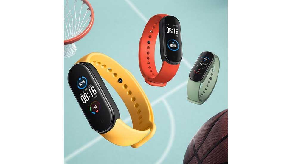 Xiaomi Mi Band 5 Baloncesto