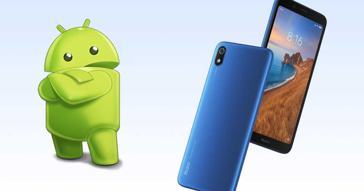 Xiaomi Redmi 7a Actualiza A Android 10