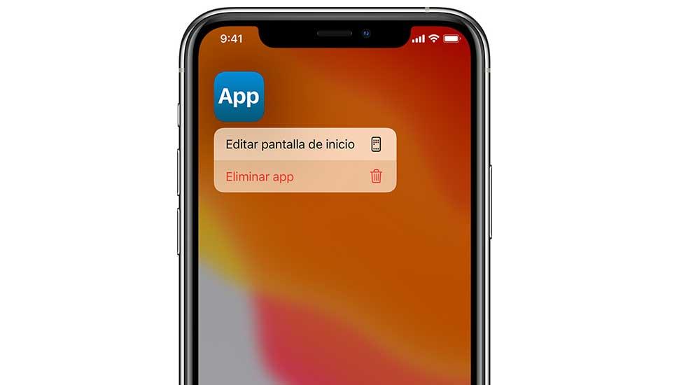 Borrar App En Iphone