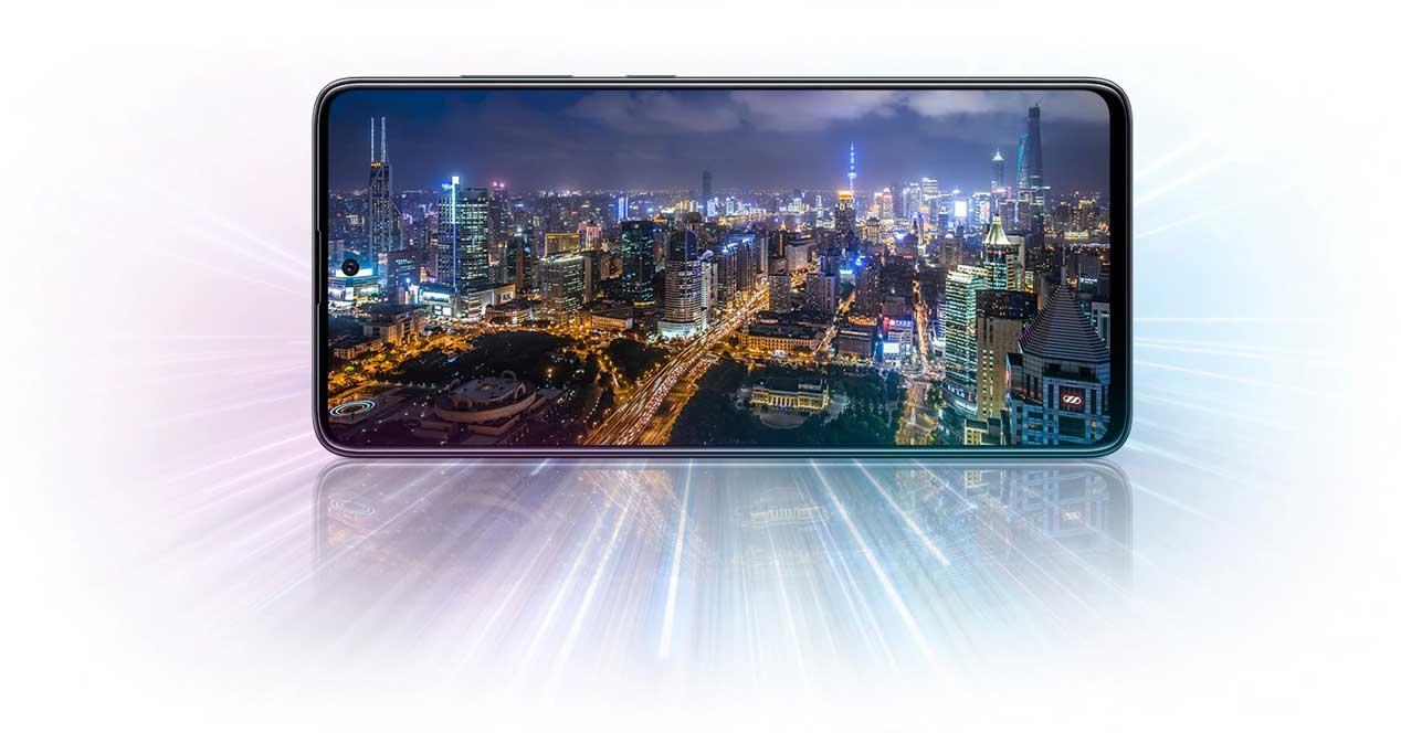 Frontal Galaxy A51