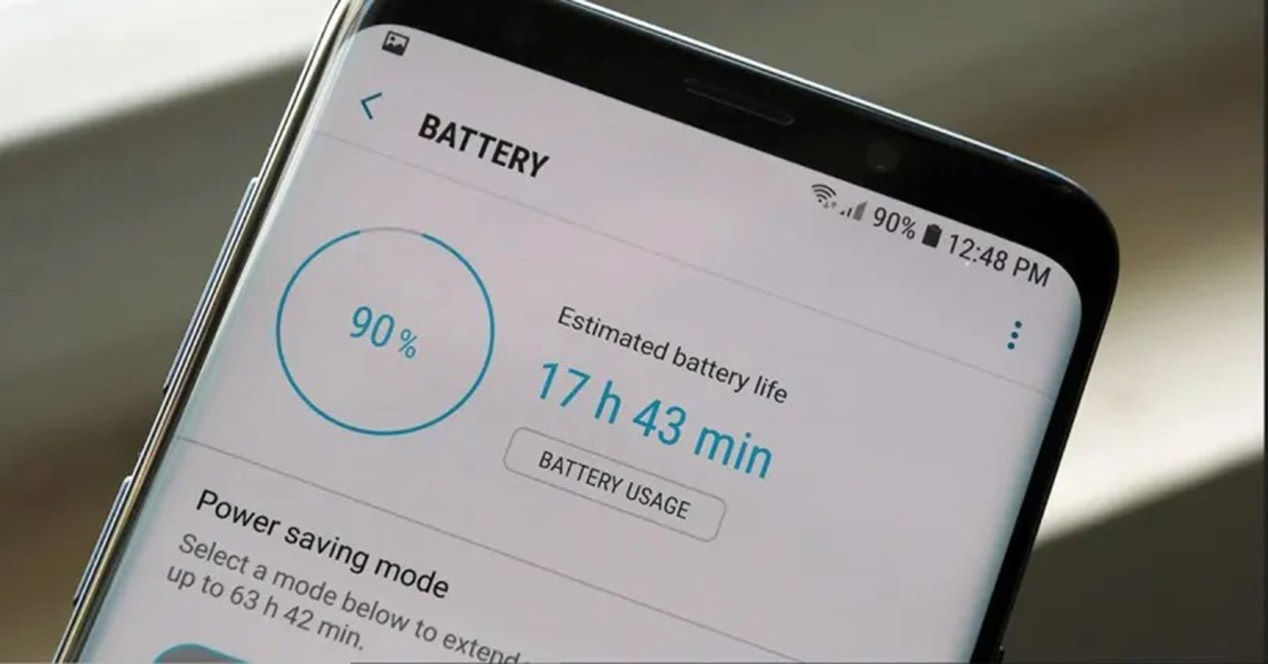 Móviles Samsung Mayor Bateria
