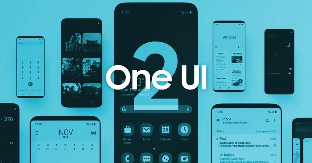 One Ui 2