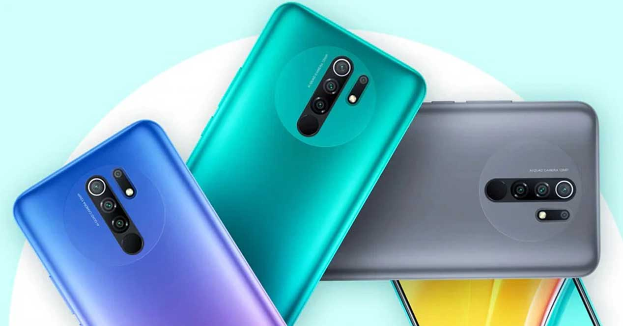 Xiaomi Redmi 9 4