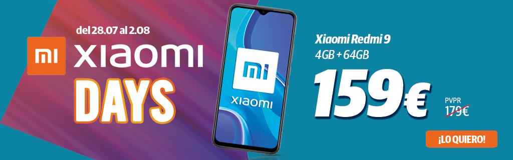 Redmi 9 Xiaomi Days