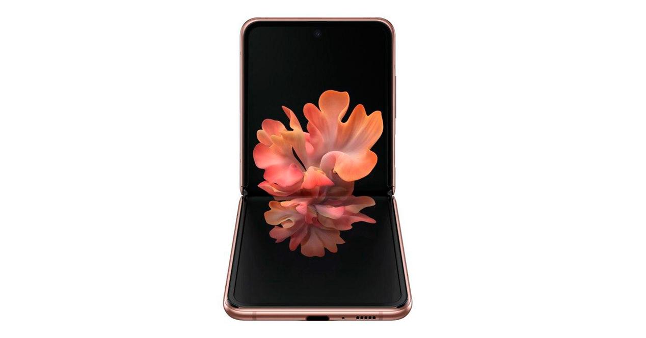 Galaxy Z Flip 5g 3