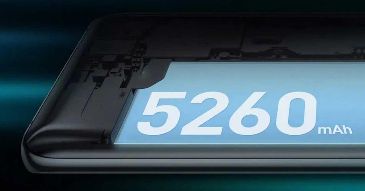 Xiaomi Mi Note 10 Bateria