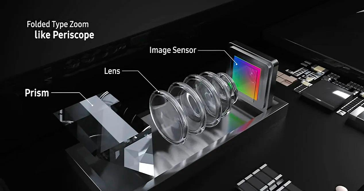 Camara Telescopica Samsung