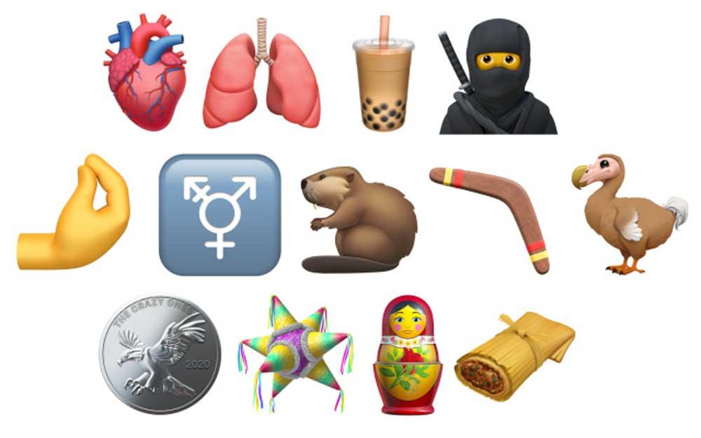 Emojis Ios 14
