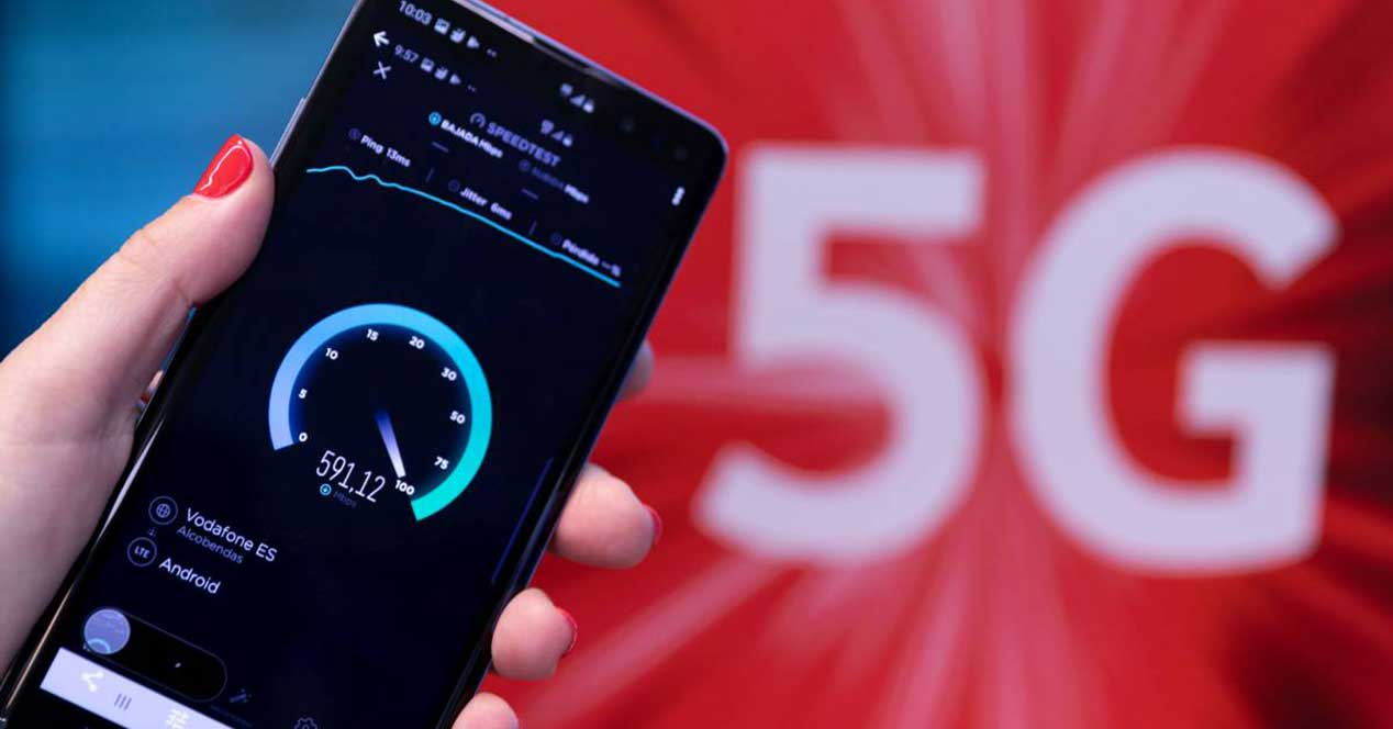 Moviles 5g