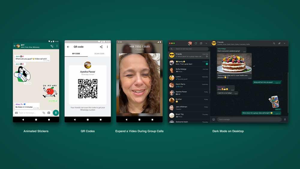 Novedades Whatsapp Julio 2020