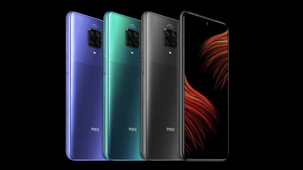 Poco M2 Pro Colores