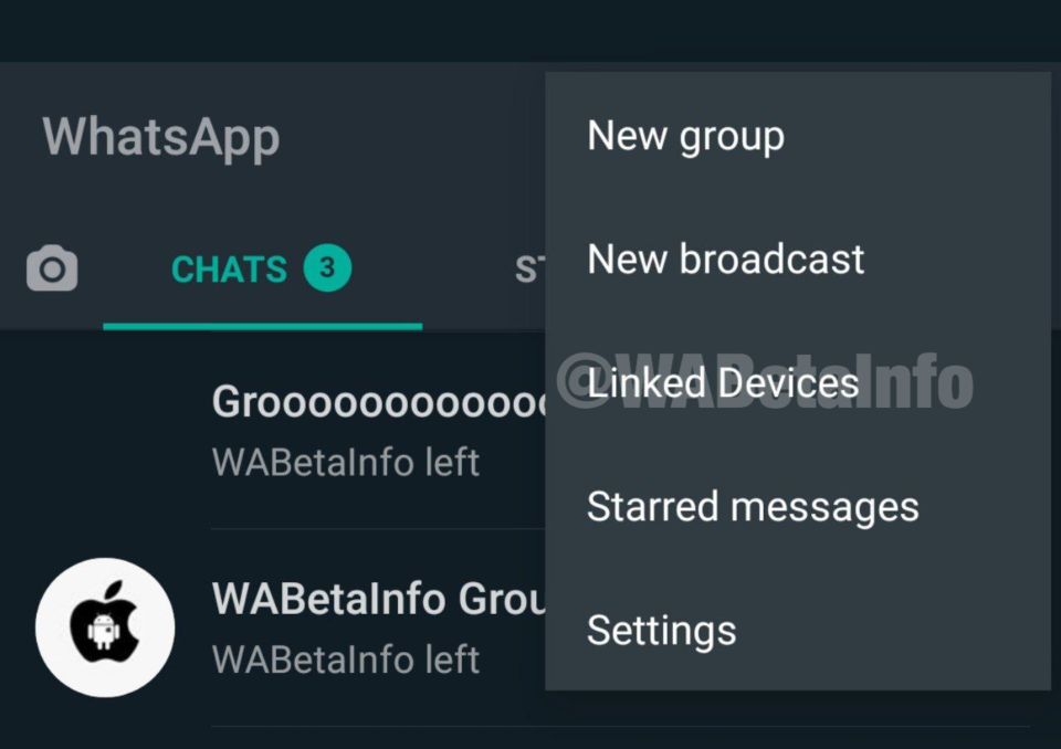 Whatsapp Multiple Device Support 3