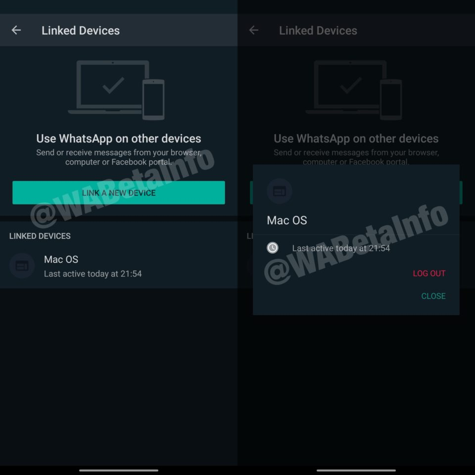 Whatsapp Multiple Device Support 4