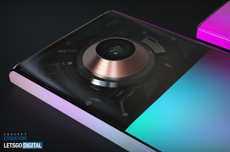 Xiaomi Smartphone Met Zoom Camera