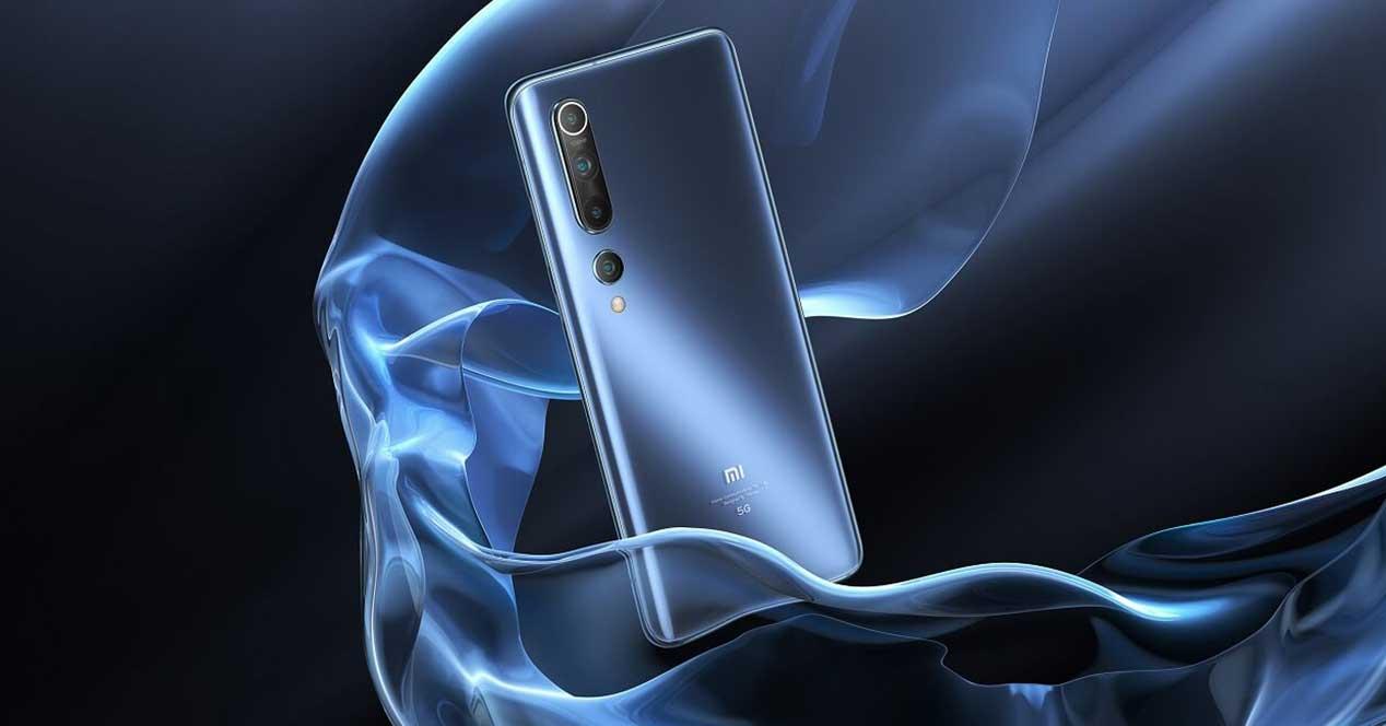 Xiaomimi10 Azul