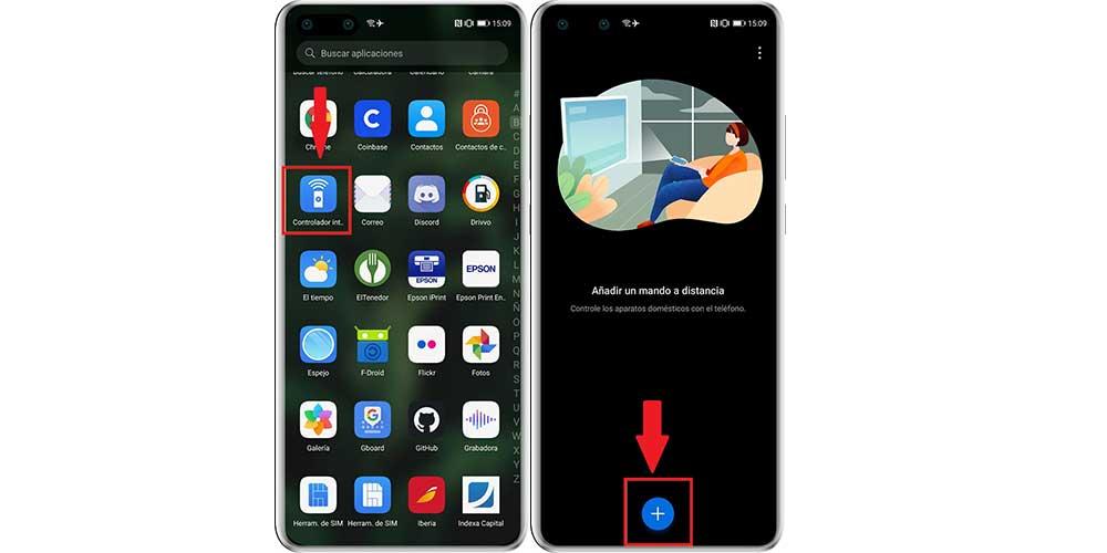 Controlador Inteligente Huawei