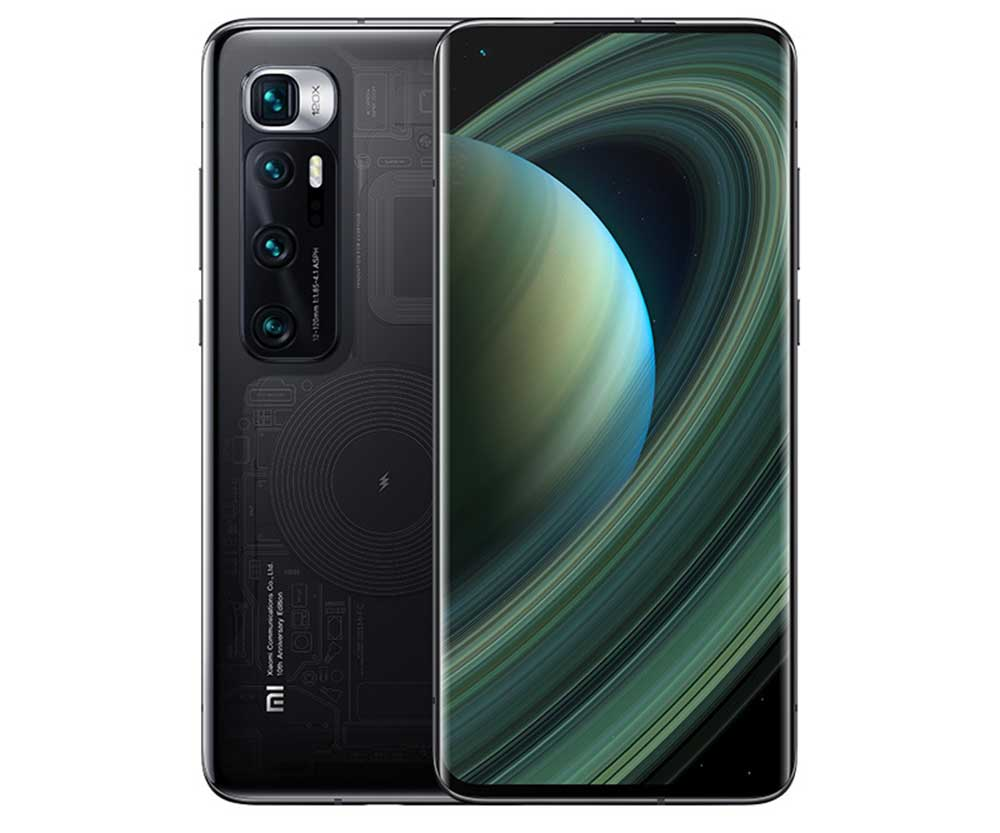 Frontal Y Trasera Xiaomi 10 Ultra 1