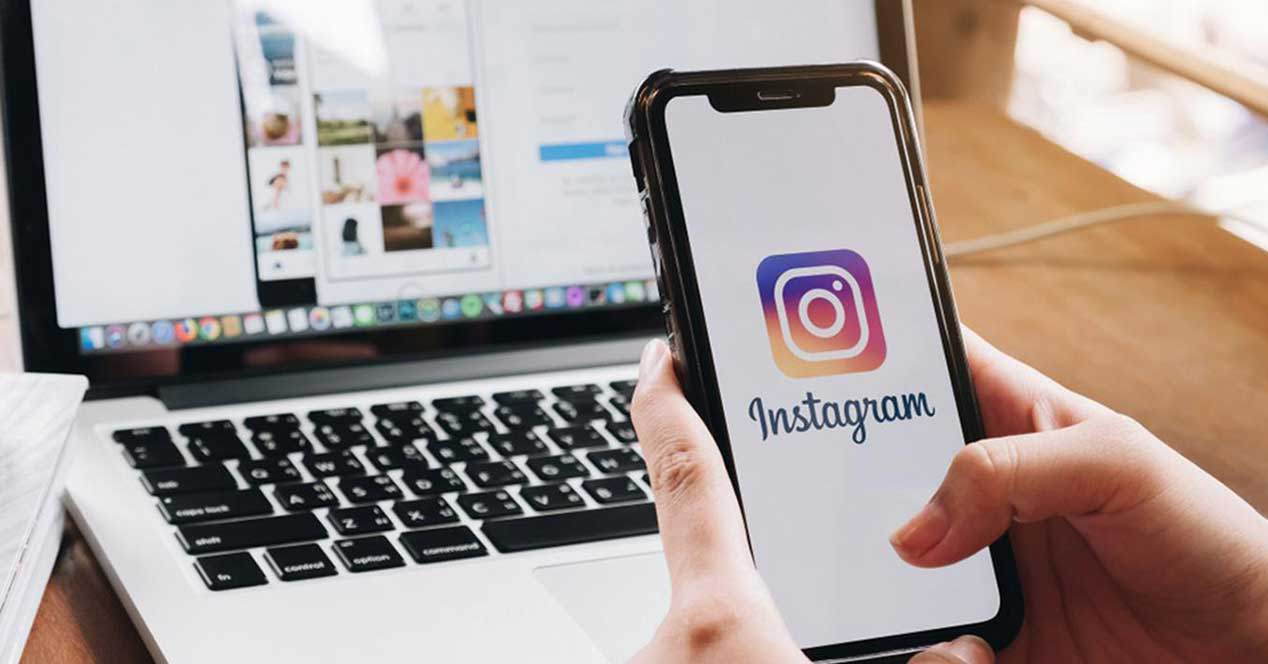 Instagram Iniciando En El Móvil