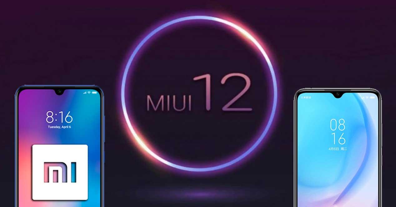 Miui 12 Llega Al Xiaomi Mi 9 Se Y Mi 9 Lite