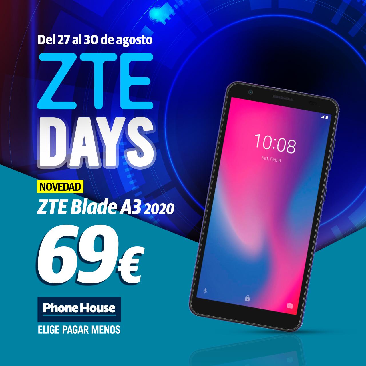 Rrss 1000x1000 Zte Days Prioridad 6 Novedad