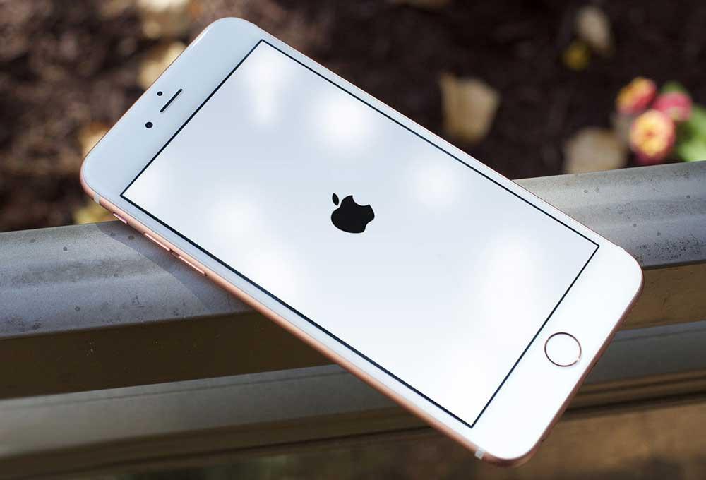 Reinicio Iphone