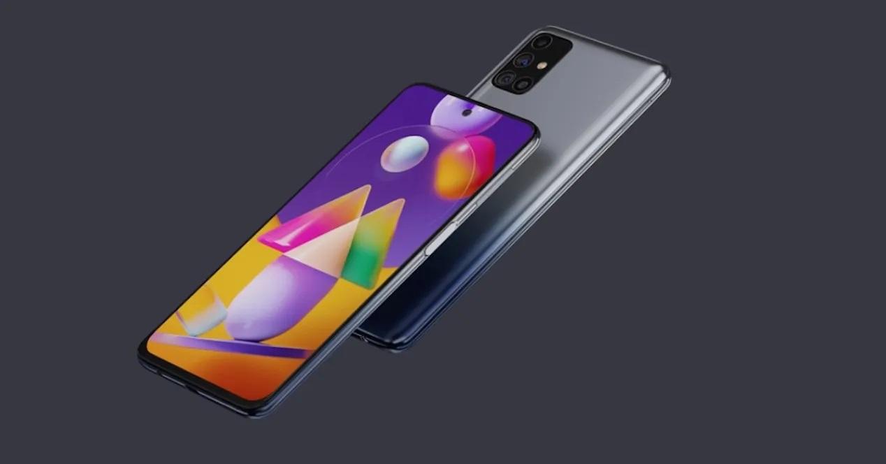 Samsung Galaxy M31s 2