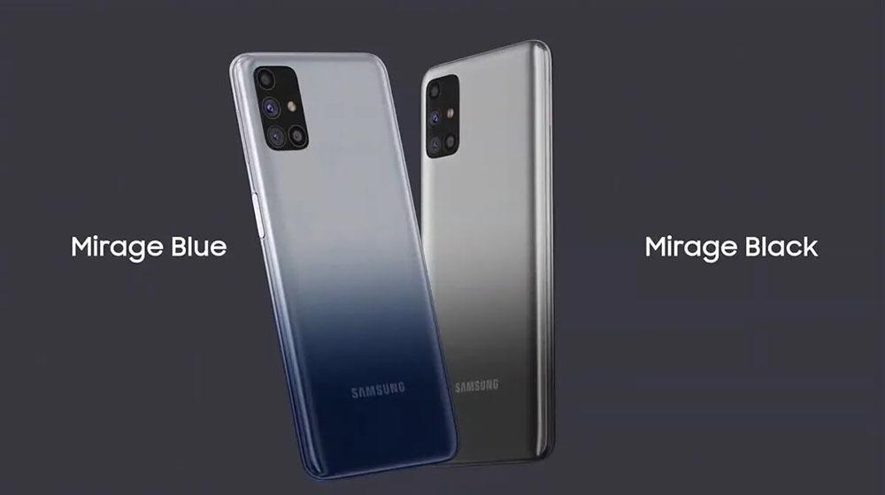 Samsung Galaxy M31s 3