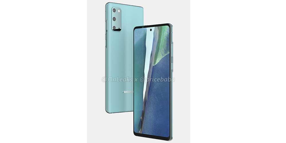 Samsung Galaxy S20 Fe 3