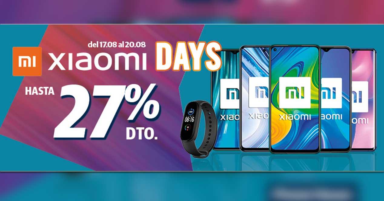 Xiaomi Days Del 17 Al 20 De Agosto