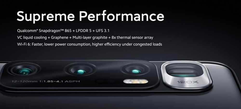 Xiaomi Mi 10 Ultra Supreme Performace