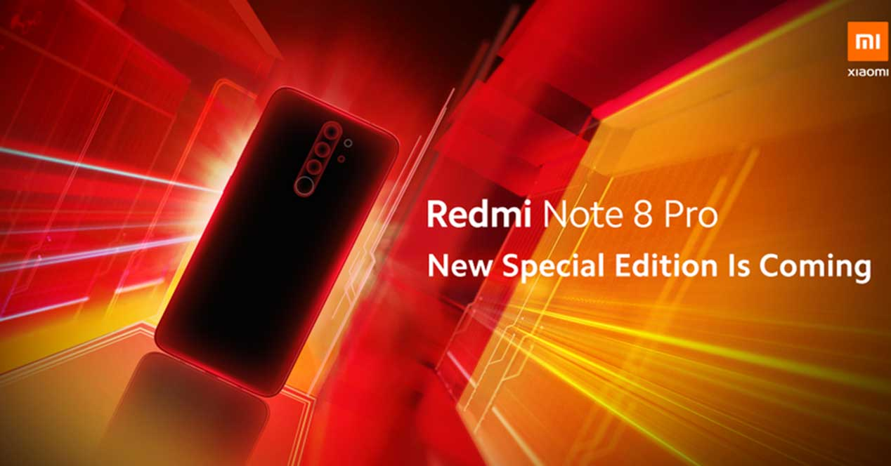 Xiaomi Redmi Note 8 Pro Special Edition