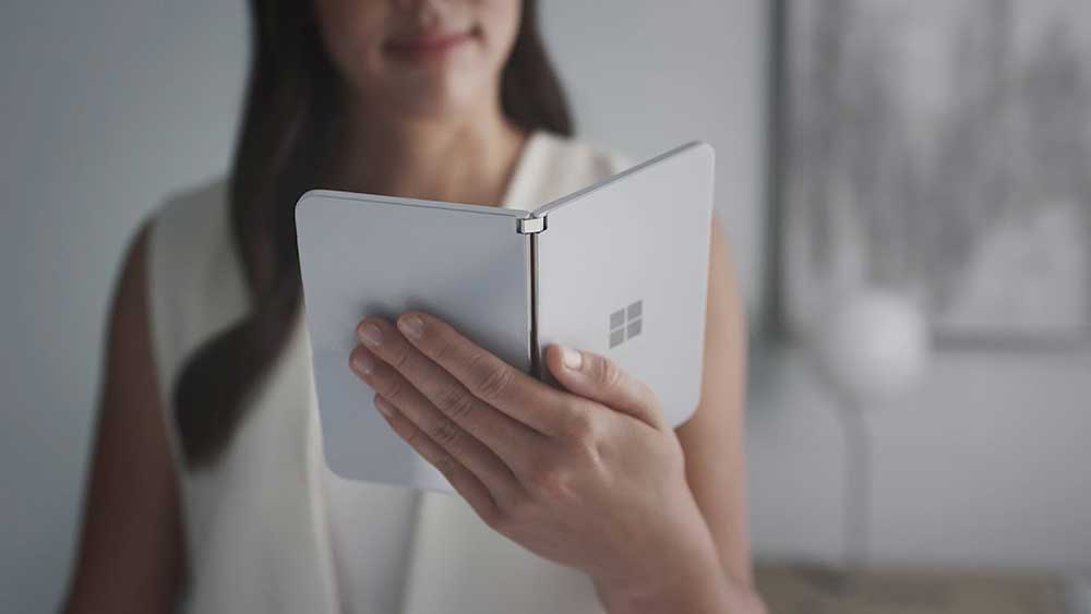 Movil Surface Duo