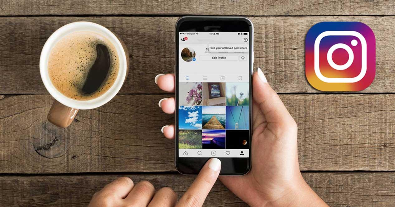 Ocultar Fotos En Instagram