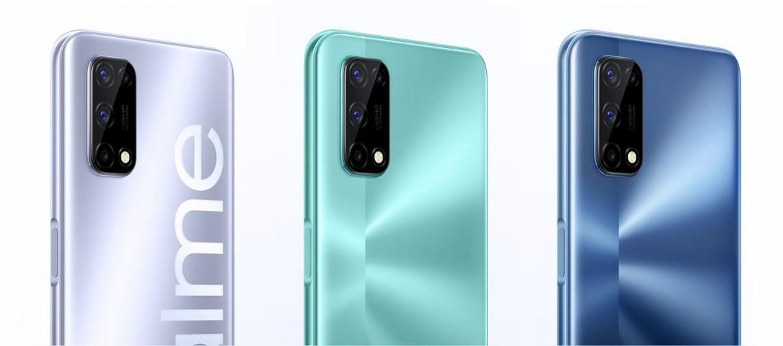 Realme V5 5g Colores
