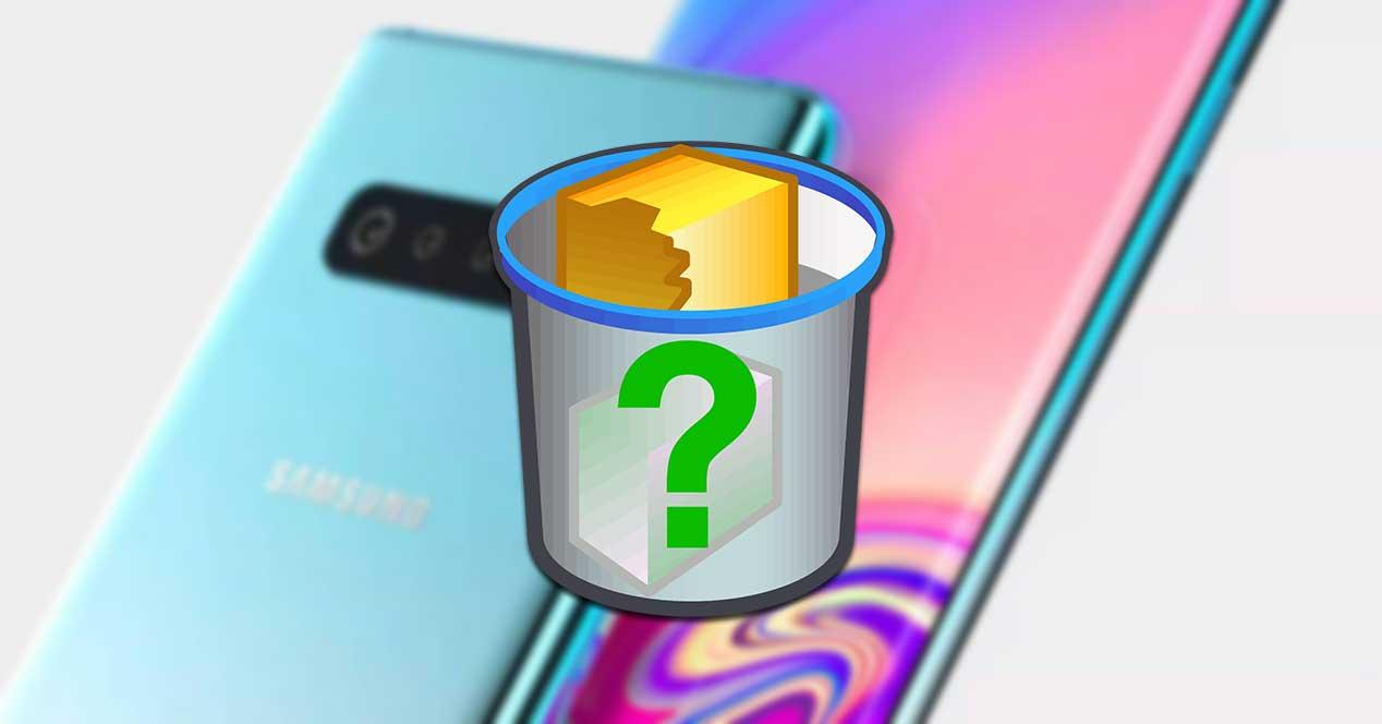 Recuperar Fotos Borradas Móvil Samsung