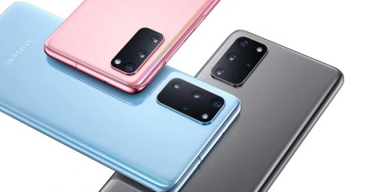 Samsung Galaxy Varios Colores