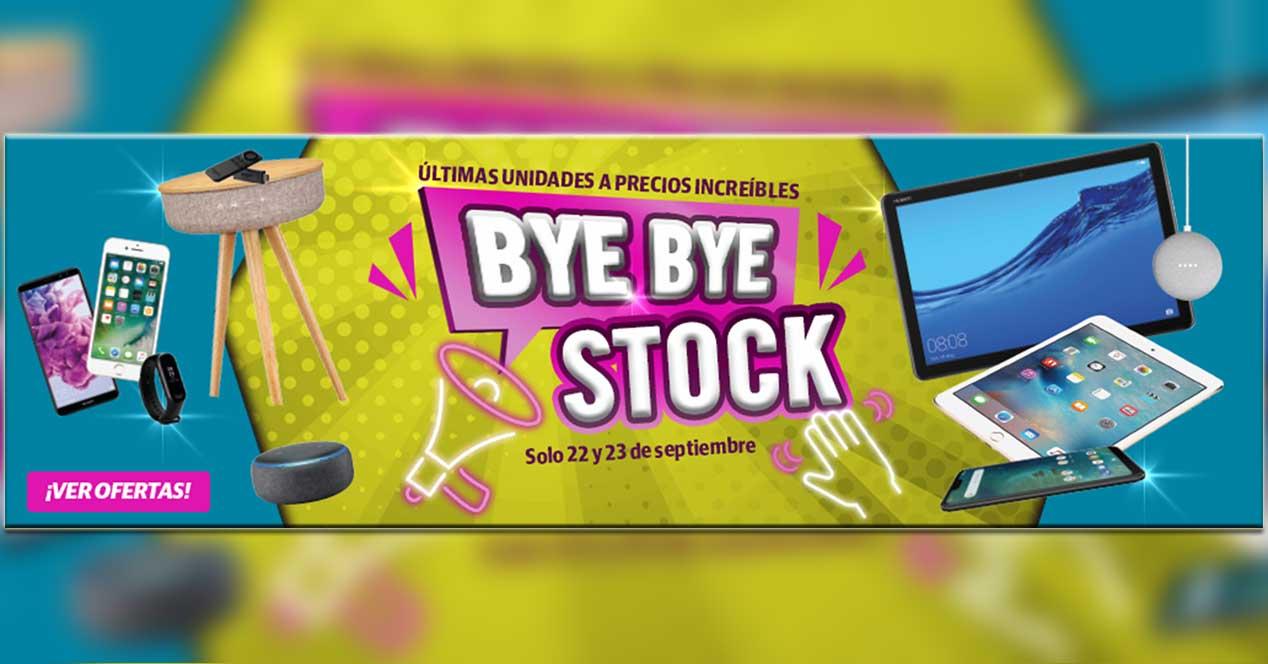 Bye Bye Stock