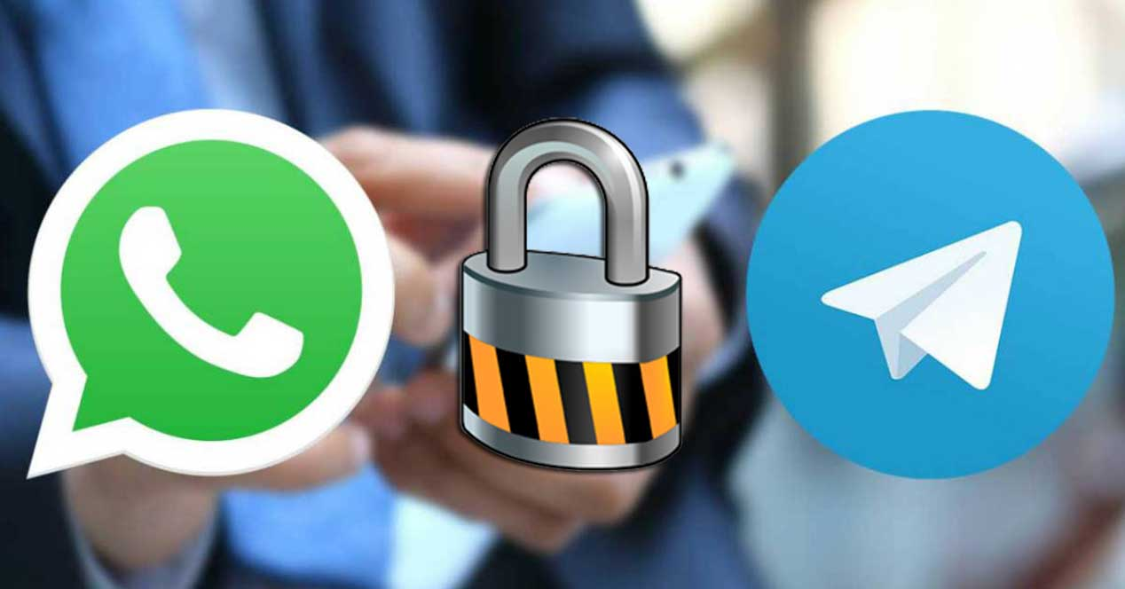Proteger Cuenta Whatsapp Telegram