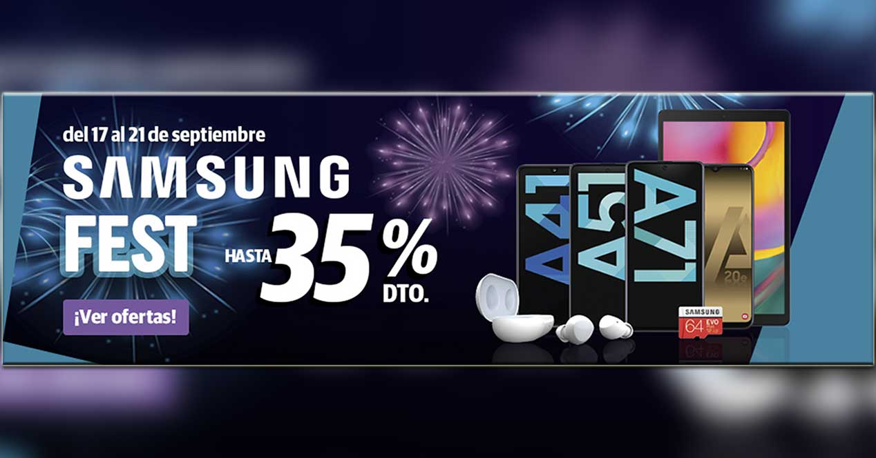 Samsung Fest Del 17 Al 21 De Septiembre