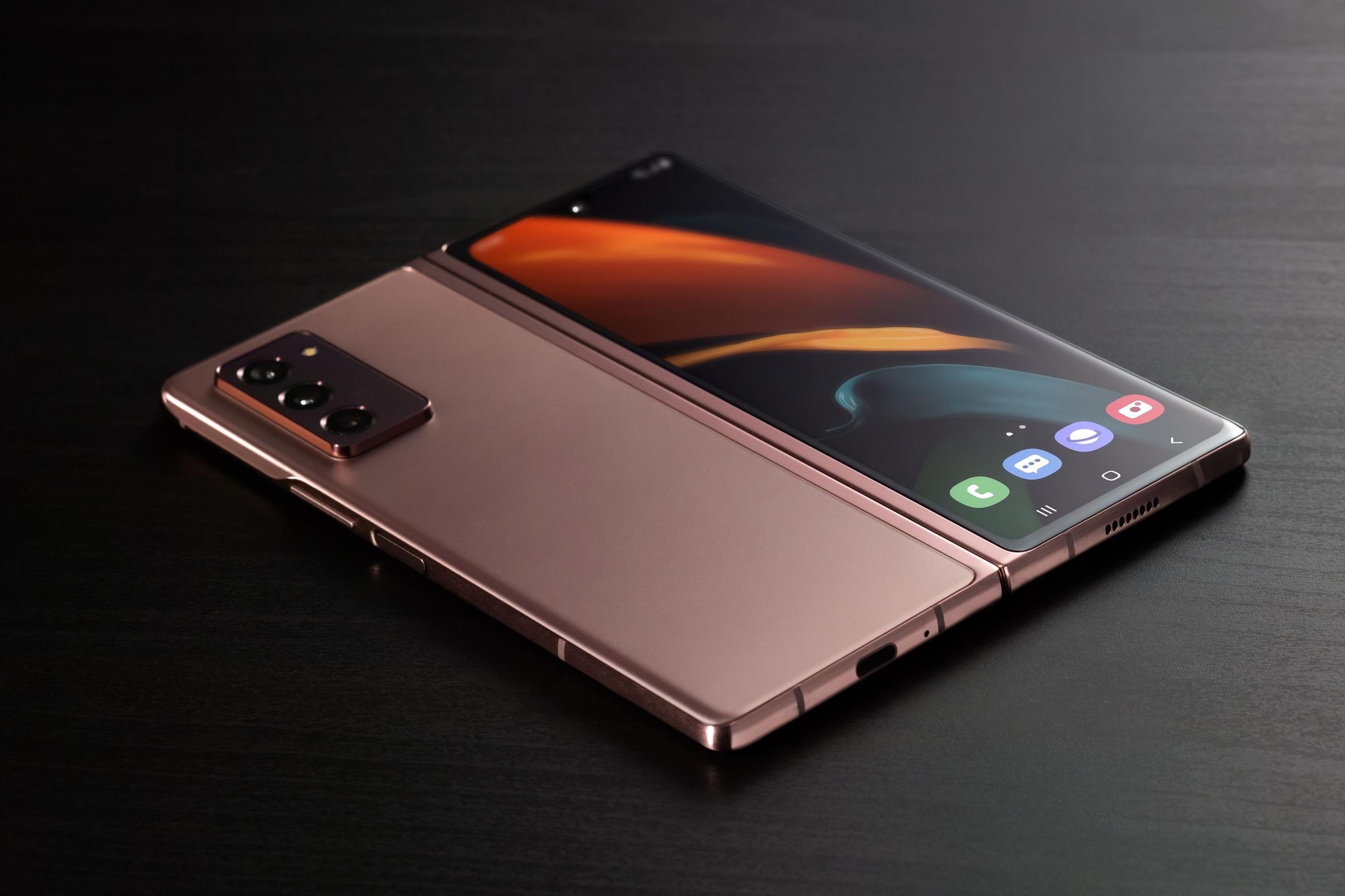 Samsung Galaxy Z Fold2 2