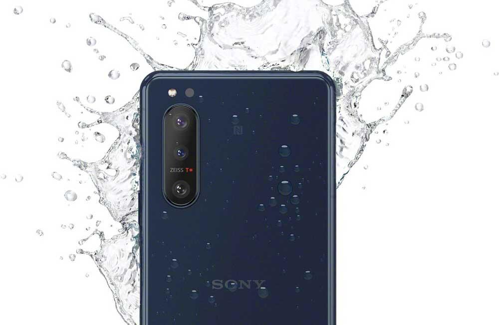 Sony Xperia 5 Ii Resistencia Al Agua