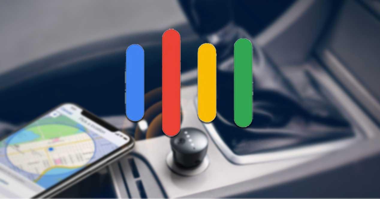 Usar Google Assistant En El Coche