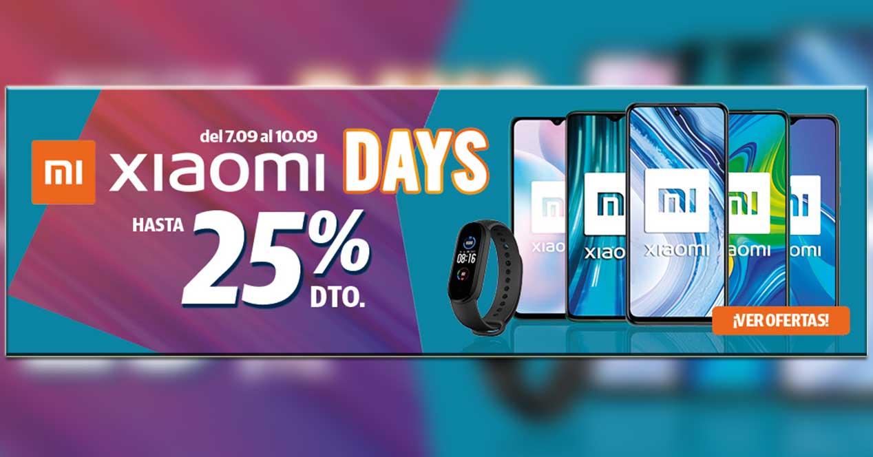 Xiaomi Days En Phone House Del 7 Al 10 De Septiembre