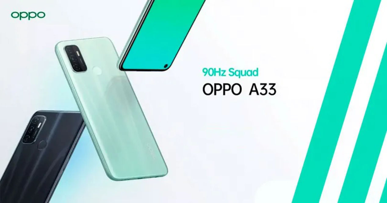 Oppo A33 Lanzamiento