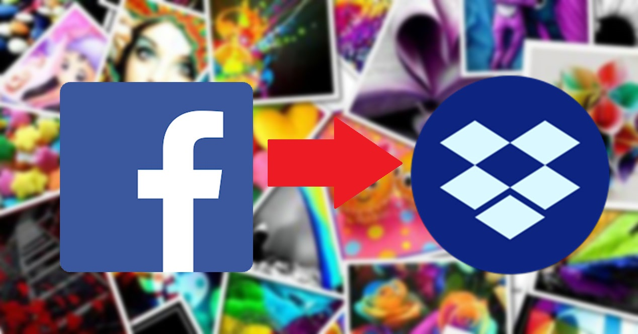 Pasar Fotos Facebook A Dropbox