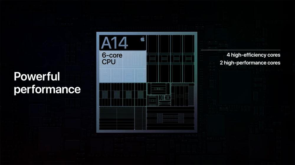 Procesador A14 Apple 2