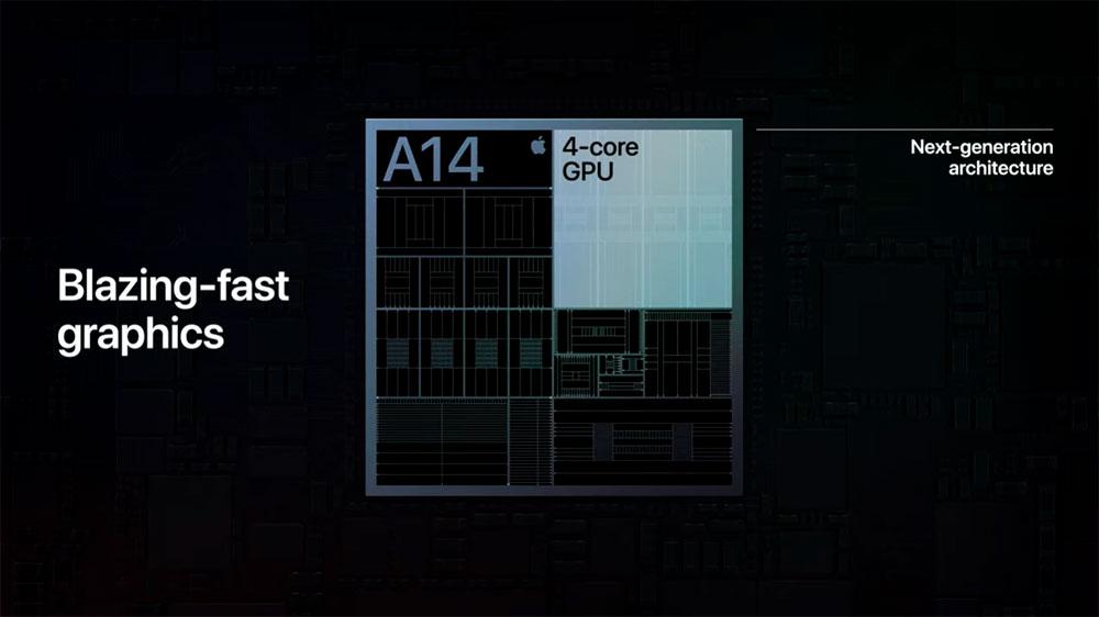 Procesador A14 Apple 3